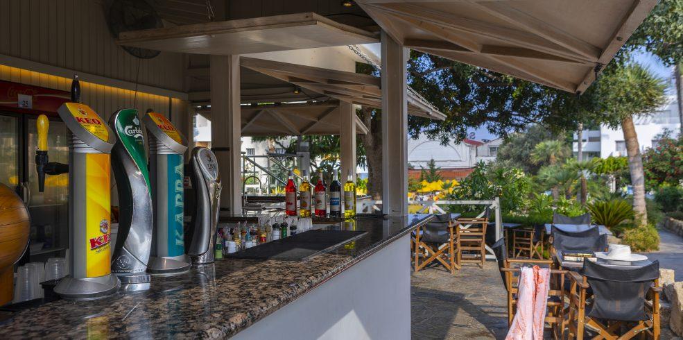Alfresco Pool Bar Mayfair Hotel